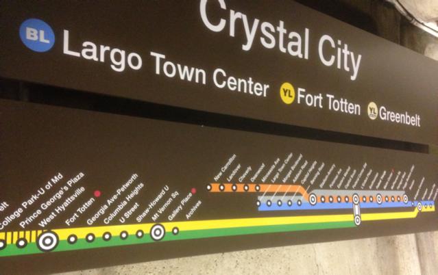 confusing metro