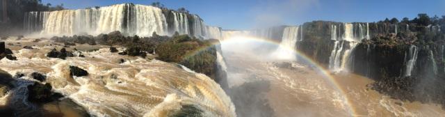 Iguaçu Falls in Argentina.